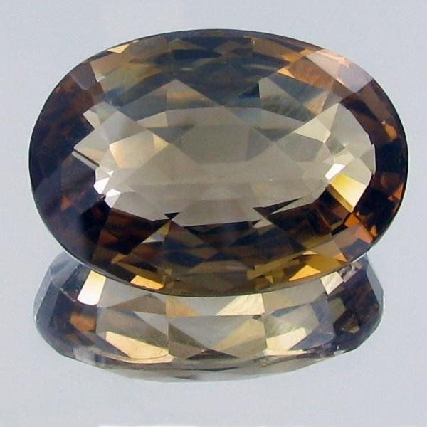 6: 26.2ct Top Natural Imperial Topaz Appraised $143k