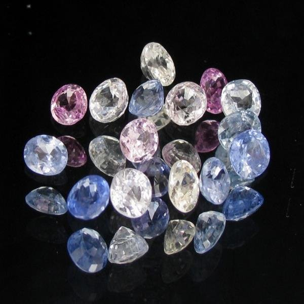 10D: 8.29ct Mixed Sapphire Appraised $26k