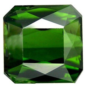 12: 2.11ct Deep Green Elbaite Tourmaline