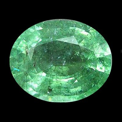 1699: 6.09ct Neon Green Copper Tourmaline Appr Est $72k