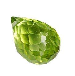 12: .3ct Amazing Green Peridot Briolette