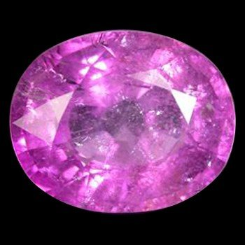 2573: 10.8ct Copper Tourmaline Neon Pink Appr Est $140k