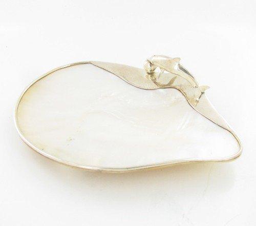 5: Handtooled Thai Sterling Shell 270 Grams