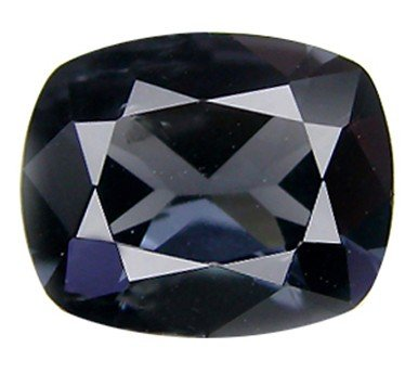 1616: 1.45ct Natural Ceylon Cushion Blue Spinel
