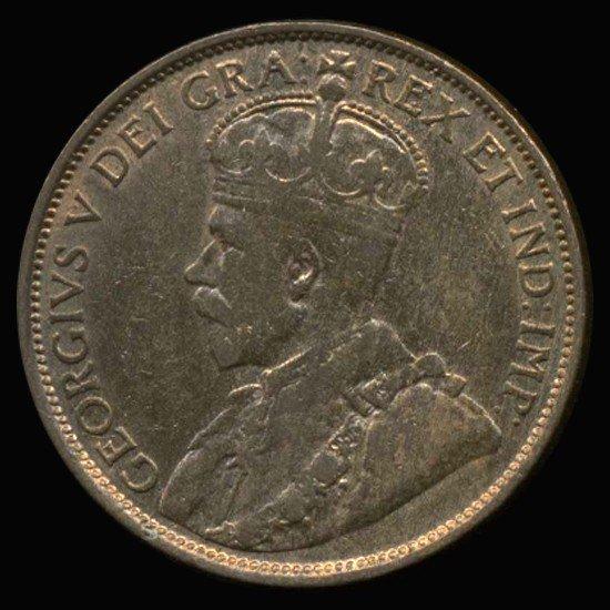 14A: 1912 Canada 1c Hi Grade