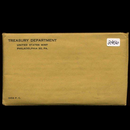 1029: 1956 RARE Unopened Envelope Proof Set