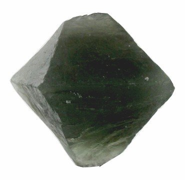 15: 125ct Natural Untreated Flourite Crystal