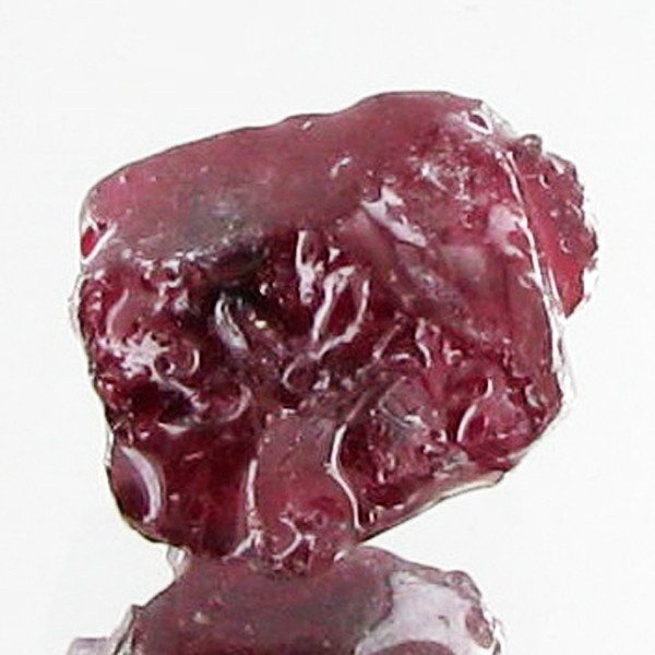 14: 9.39ct Top Blood Red Ruby Rough Mozambique