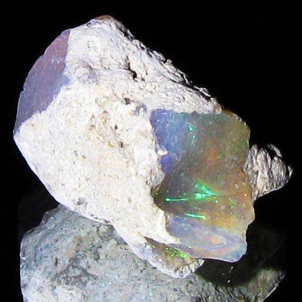 4B: 14.1ct Etheopian Opal Rough