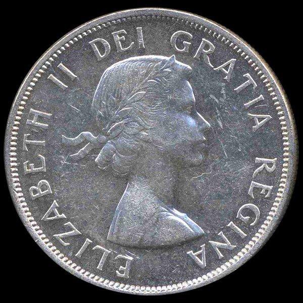 18A: 1959 Canada $1 MS63