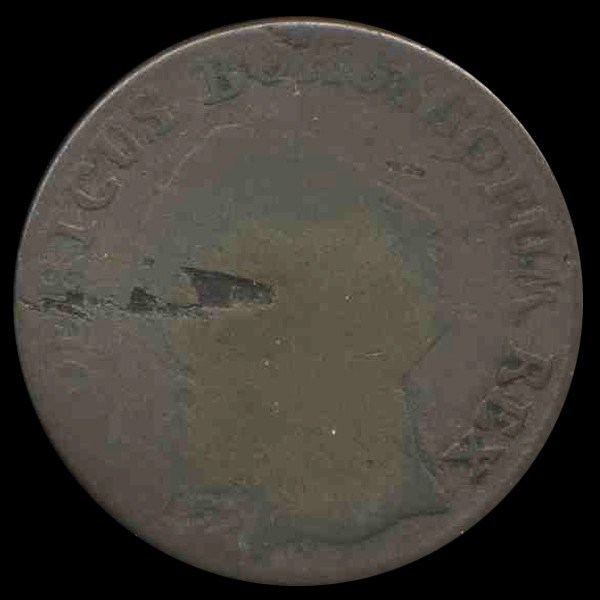 1681: 1764B Germany Prussia 1/12 Thaler