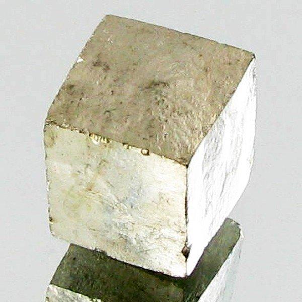 4: 39.91ct Hi Grade Pyrite Crystal Cube