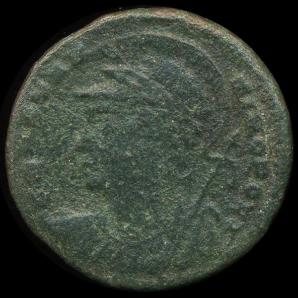 10A: 300AD Roman Bronze Coin Higher Grade