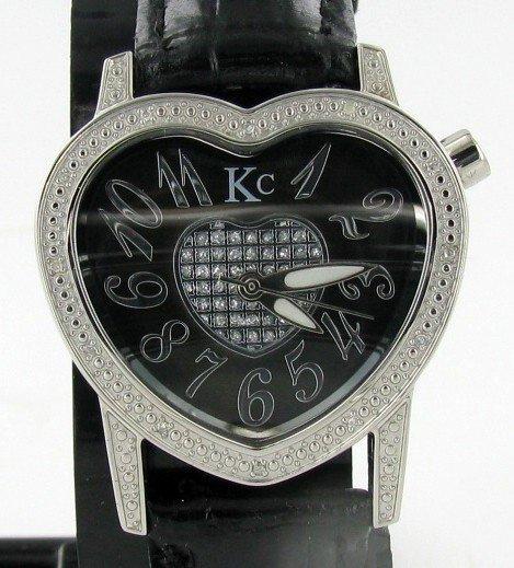 21: New Techno Com Diamond Bezel Ladies Watch