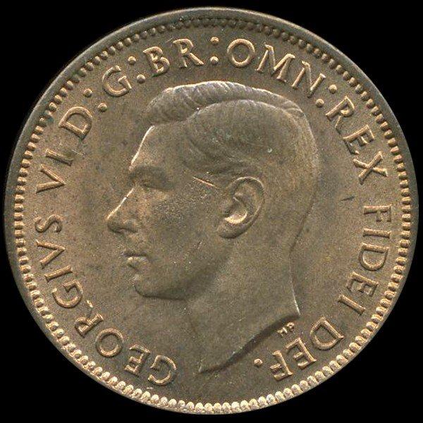 9: 1951 Britian 1/4p MS66