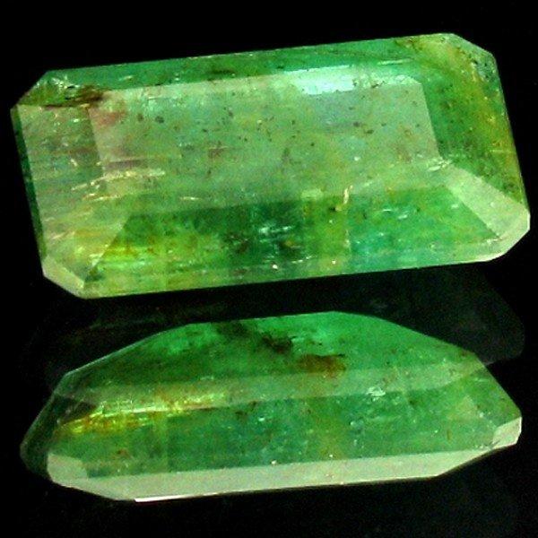 13A: 5.68ct Zambian Emerald Appraised $55k