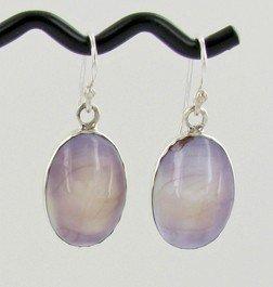 11: Sterling Shell Earrings