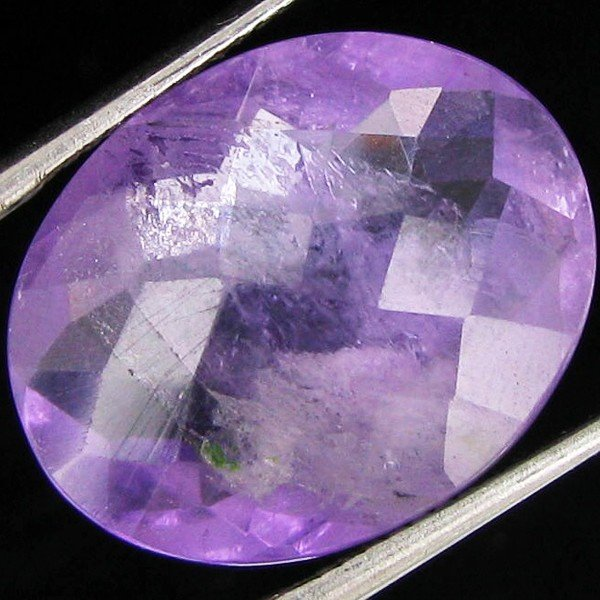 17: 13.03ct Purple Amethyst Oval