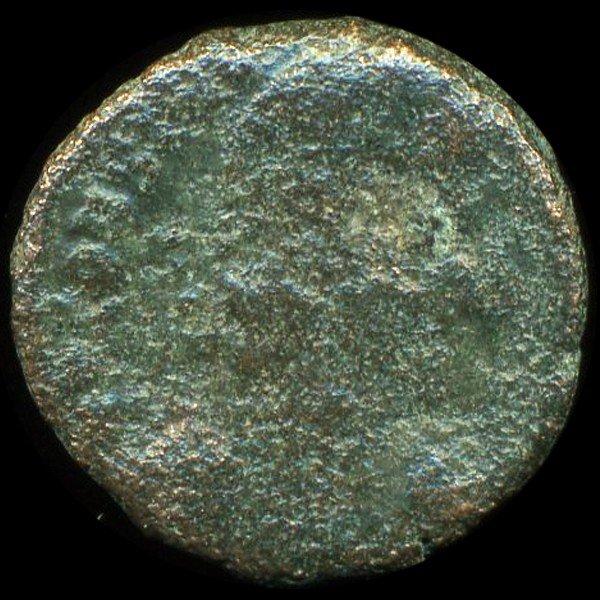 12: 300AD Roman Bronze Coin Higher Grade