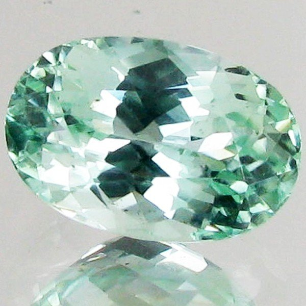 3: 5.45ct Strong Green Kunzite Oval EST: $66 - $132 (GE