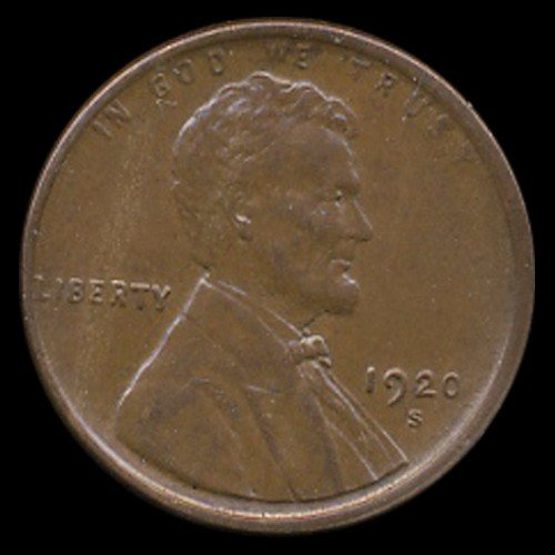 15: 1920S Lincoln Cent RARE MS63+ BN EST: $300 - $600 (