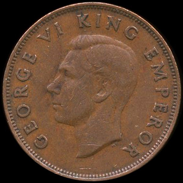 82: 1942 New Zealand 1p AU/XF EST: $120 - $240 (COI-102