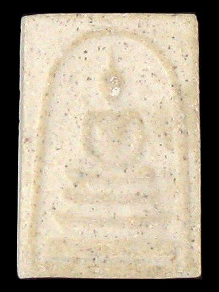 192: Vintage Thai Clay Amulet 1990s Buddha EST: $30 - $