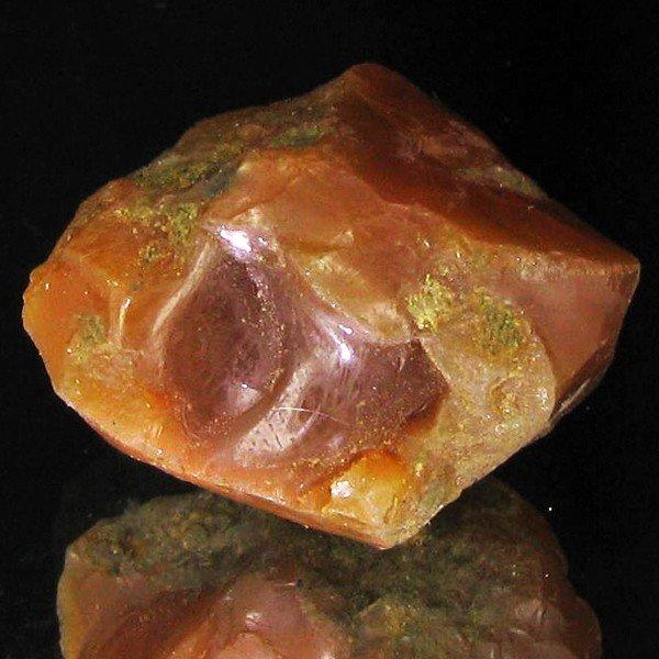95: 43.19ct Black Opal Rough Natural  EST: $45 - $90 (G