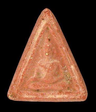 16: Thai Temple Buddha Amulet