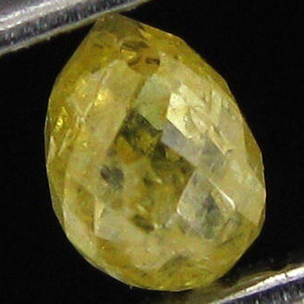 83: 0.32ct Natural Diamond Briolette