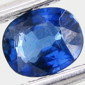 0.6ct Blue Ceylon Sapphire