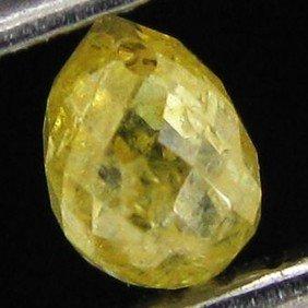 0.35ct Natural Diamond Briolette