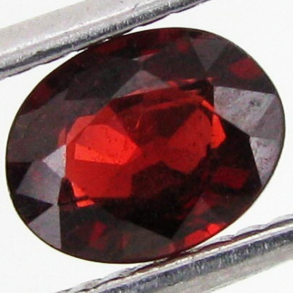 80: 0.85ct Natural Intense Red Spinel Oval