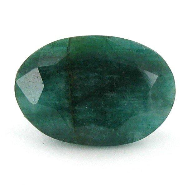 2330A: 45.55ct Translucent Brazilian Emerald Oval