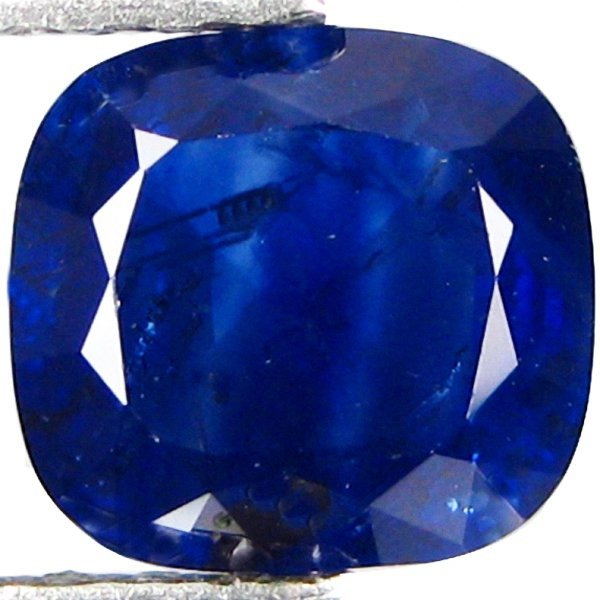 67: 1.91ct Top Blue Ceylon Sapphire Unheated EST: $1200