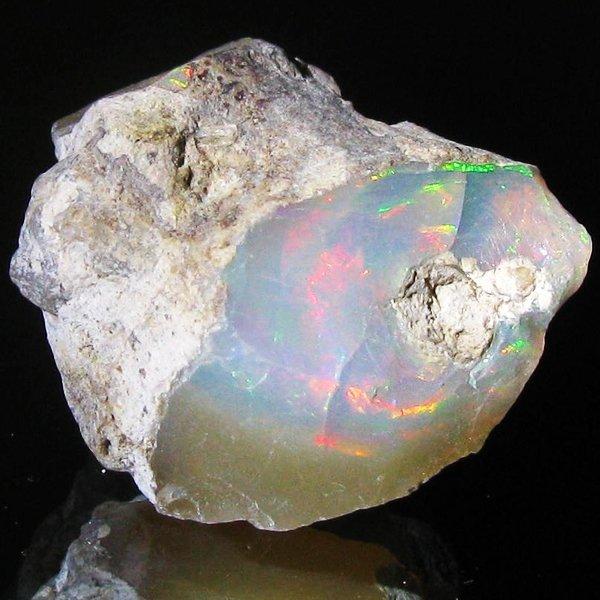 72: 16.4ct Etheopian Opal Rough EST: $150 - $300 (GEM-4