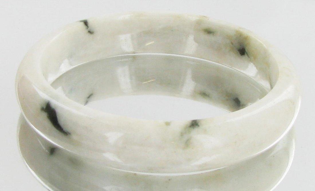 28A: 360ct Top Burma Jade Bracelet