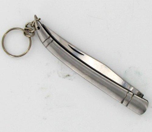 8: Handforged Top Steel New Danascas Folding Knife EST:
