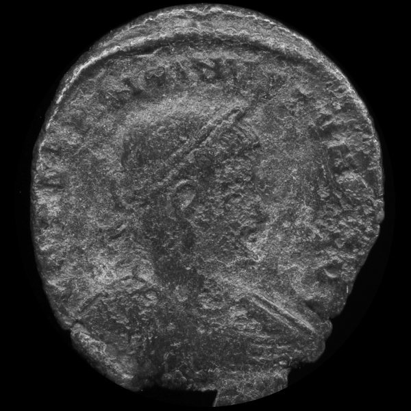 39: 300AD Roman Bronze Coin Higher Grade EST: $42 - $84