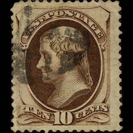 52: 1975 Jersey Mint Stamp Album Page EST: $18 - $36 (S