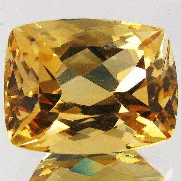 27.3ct Top Bahia Brazil Golden Citrine