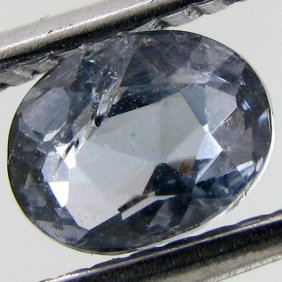 0.7ct Clean Tanzania Spinel Oval