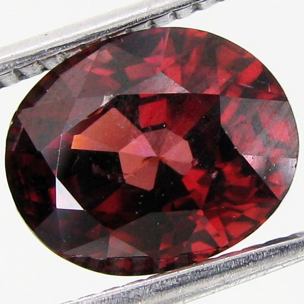 15A: 5.02ct Natural Red Zircon