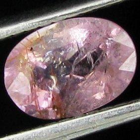 0.85ct Neon Pink Tourmaline
