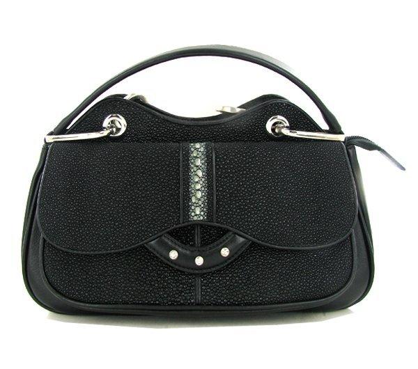 51: High End Ladies Stingray Handbag Purse