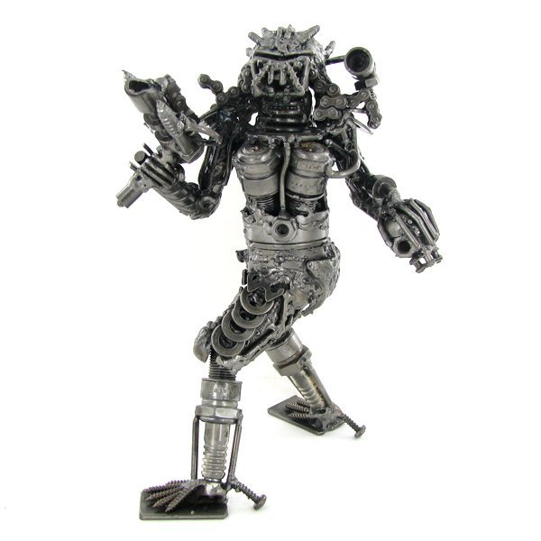 900: Artist Crafted Movie Figure From Steel