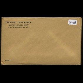 1958 RARE Unopened Envelope Proof Set