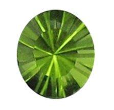 1.20ct Beautiful Pakistan Peridot Green Round
