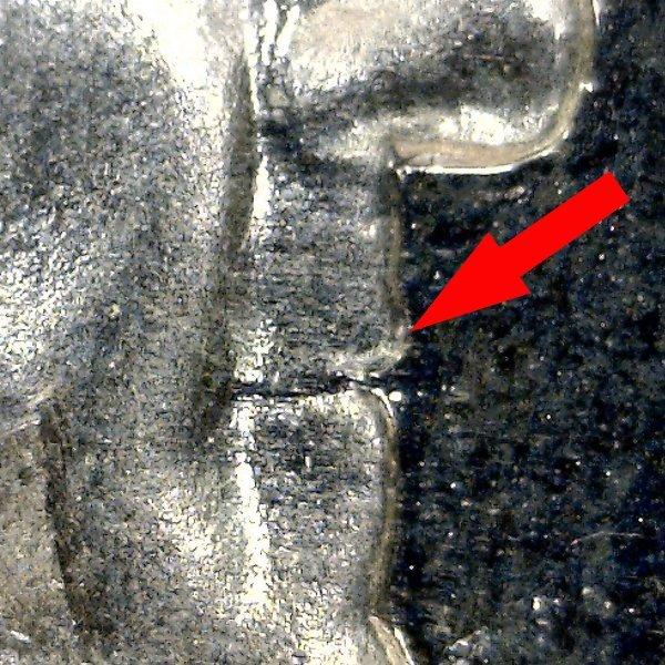 1959 Franklin Proof Half PR67CAM Double Die