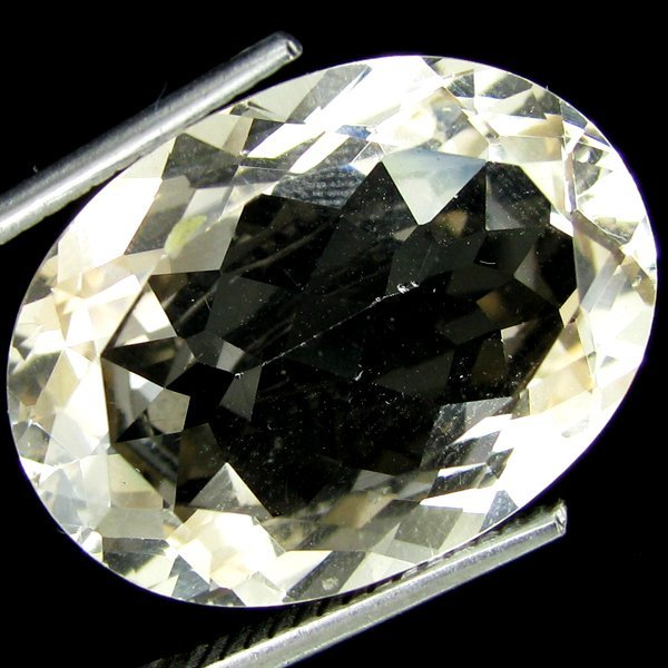 16.50ct Stunning Hot Imperial Topaz Oval Cut